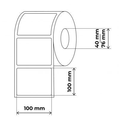 propakas lipnių etikečių maketas 100x100