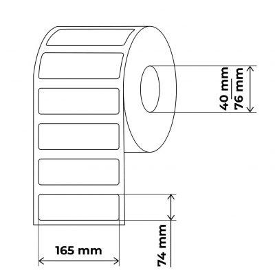 propakas lipnių etikečių maketas 165x74