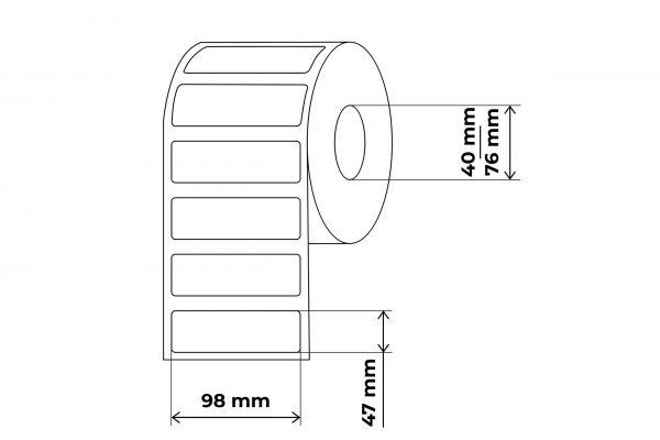 propakas lipnių etikečių maketas 98x47